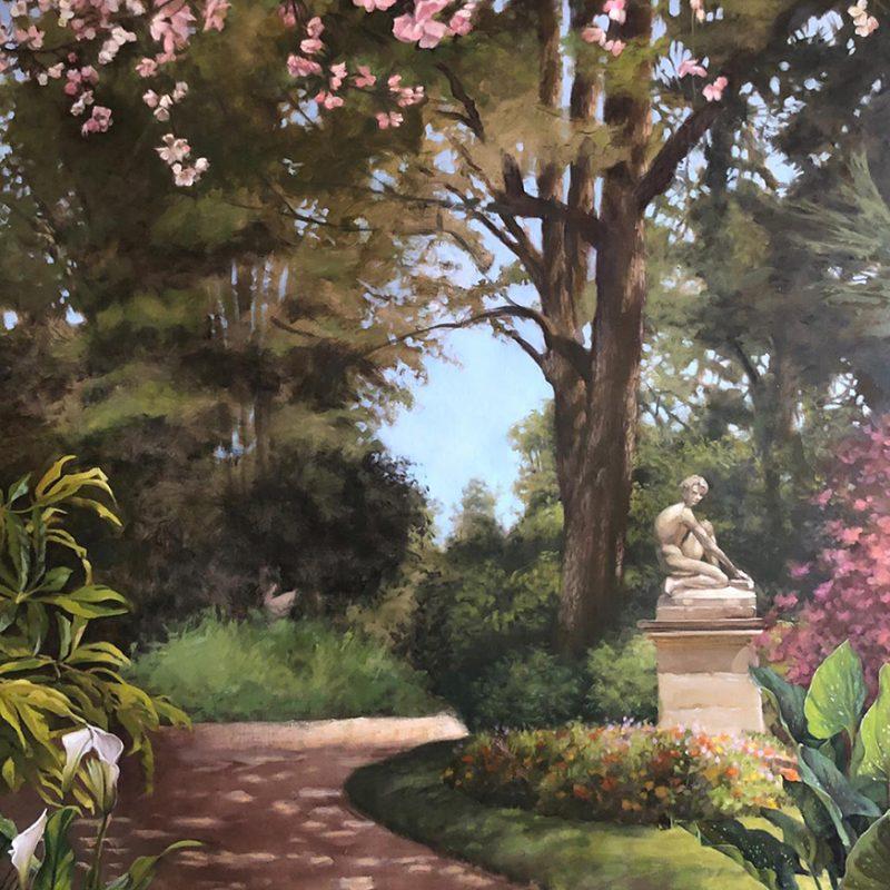 Jardin des presbourg cover